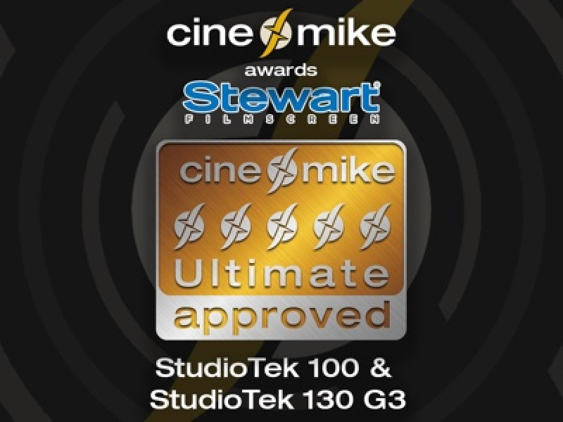 STEWART: CineMike *Ultimate approved*